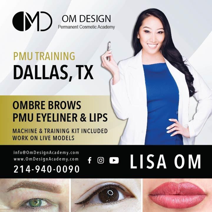 Lips Permanent Makeup Training Course