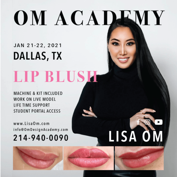 lip blush training dallas