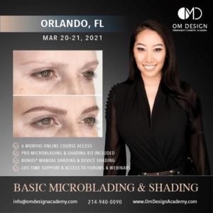 ORLANDO MICROBLADING TRAINING