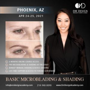 phoenix microblading training