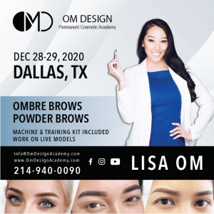 DALLAS OMBRE POWDER BROW TRAINING