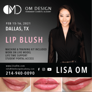PERMANENT LIPS TRAINING DALLAS