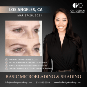 Los Angeles MICROBLADING TRAINING