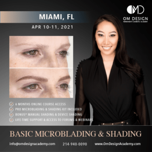 Miami microblading training