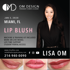 MIAMI LIP BLUSH TRAINING