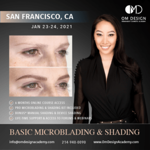 San Francisco MICROBLADING TRAINING