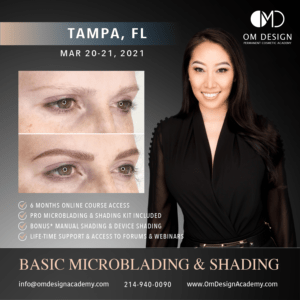 tampa microblading training